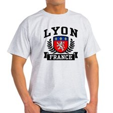 Lyon France T-Shirt