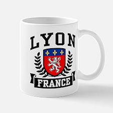 Lyon France Mug