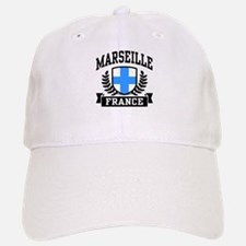 Marseille France Baseball Baseball Cap