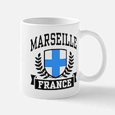 Marseille France Mug