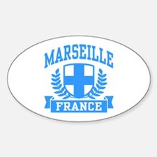 Marseille France Decal