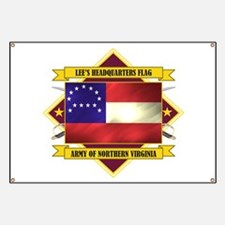 Lee's Headquarters Flag Banner