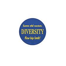 Same old racism Mini Button
