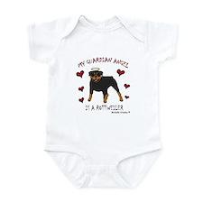 rottweiler Infant Bodysuit