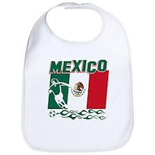 Mexican soccer Bib