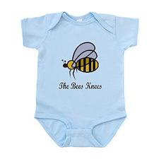 Cute Bees knees Infant Bodysuit