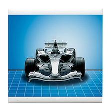 Ultimate Speed Machine - F1 Tile Coaster