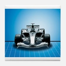 Ultimate Speed Machine - F1 Tile Coaster