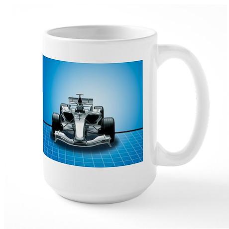 Ultimate Speed Machine - F1 Large Mug