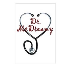 Dr. McDreamy Postcards (Package of 8)
