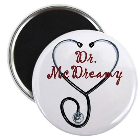 Dr. McDreamy Magnet
