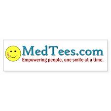 MedTees Promo Bumper Bumper Sticker