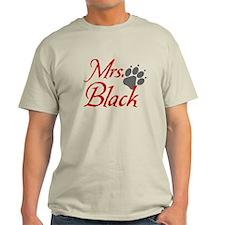 Mrs. Black T-Shirt