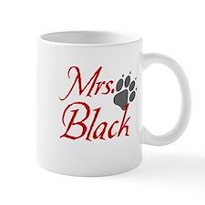 Mrs. Black Mug