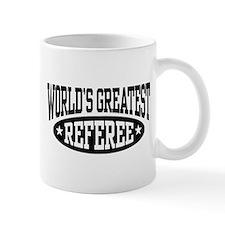 World's Greatest Referee Mug
