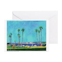 Riccoboni Coastal Greeting Cards (Pk of 10)