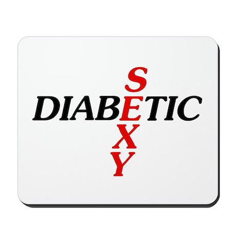 Sexy Diabetic Mousepad
