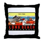 The Pike Throw Pillow