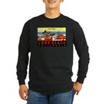 The Pike Long Sleeve Dark T-Shirt