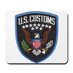 United States Customs Mousepad