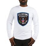 United States Customs Long Sleeve T-Shirt