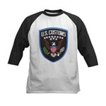 United States Customs Kids Baseball Jersey