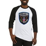 United States Customs Baseball Jersey