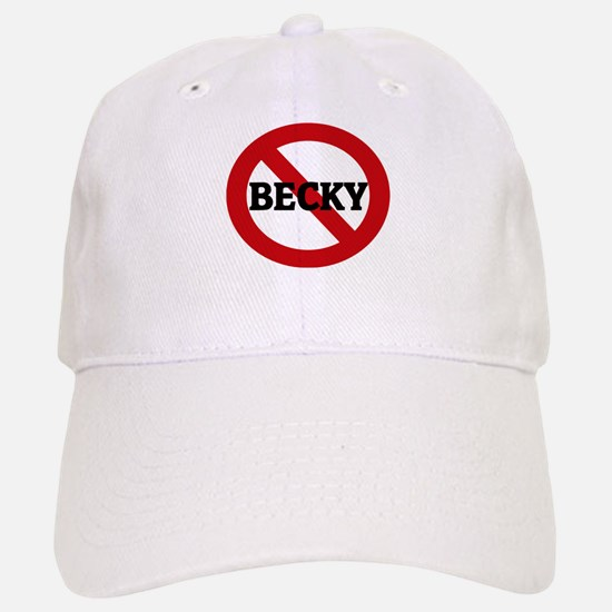 Anti-Becky Baseball Baseball Cap