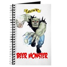 Rubbernorc Beer Monster Journal