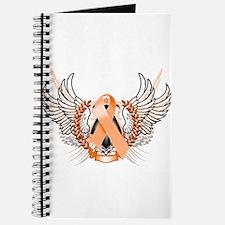 Awareness Tribal Orange Journal