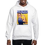 Rosie's Pro-Choice Hooded Sweatshirt