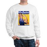 Rosie's Pro-Choice Sweatshirt