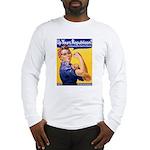 Rosie's Pro-Choice Long Sleeve T-Shirt