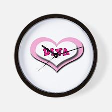 Diva Darlin' Wall Clock