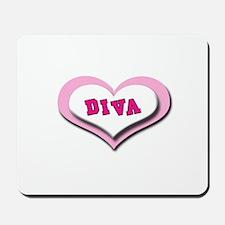 Diva Darlin' Mousepad