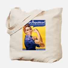 Rosie's Pro-Choice Tote Bag