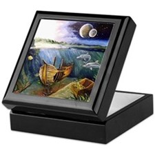 Cute Nelson Keepsake Box