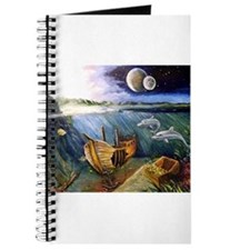 Cool Seascapes Journal