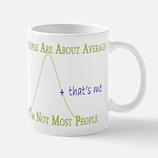 Above Average Mug