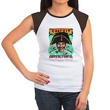 14 X-Day Perry/LegumeWomen's Cap Sleeve T-Shirt