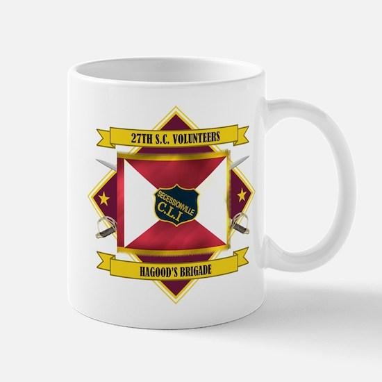 27th SC Volunteers Mug