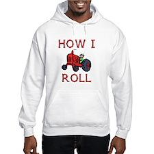 How I Roll Hoodie