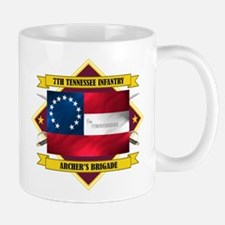 7th Tennessee Infantry Mug