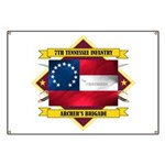 7th Tennessee Infantry Banner