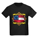 7th Tennessee Infantry Kids Dark T-Shirt