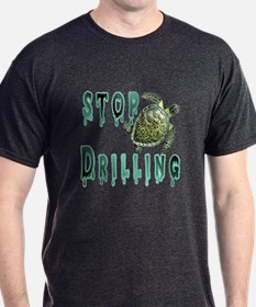 Stop Drilling T-Shirt