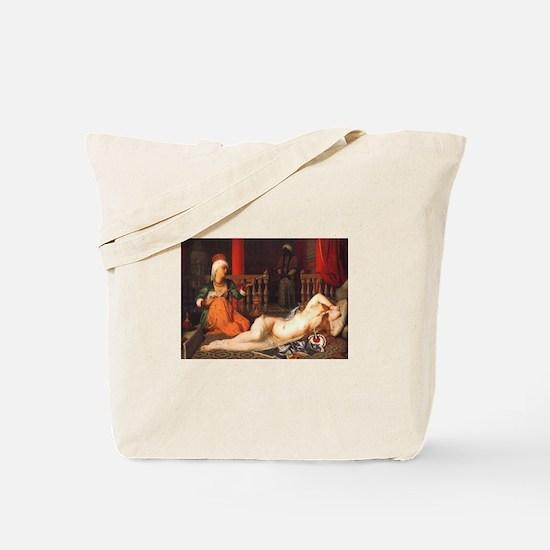 Harem Slaves  Tote Bag