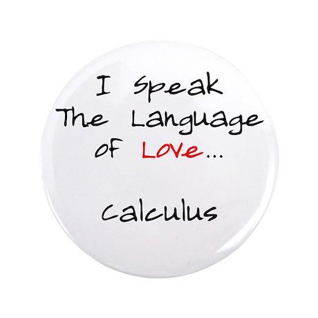 "Calculus Love Language 3.5"" Button (100 pack)"