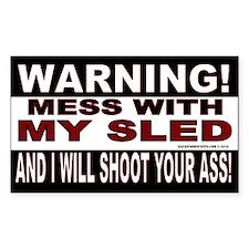 Warning Sled (Rectangle)