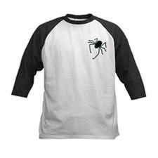 Hairy Black Spider Tee